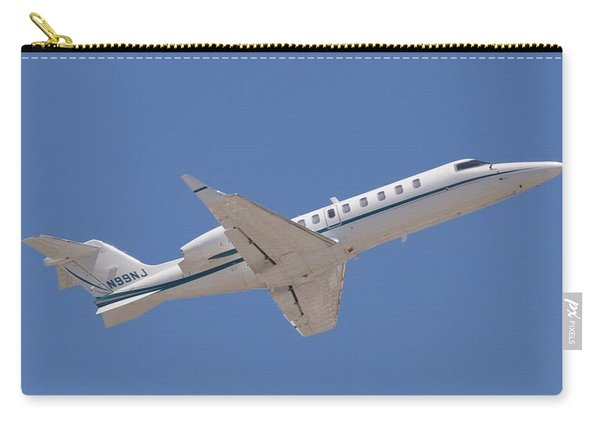 Private Jet Carry-all Pouch