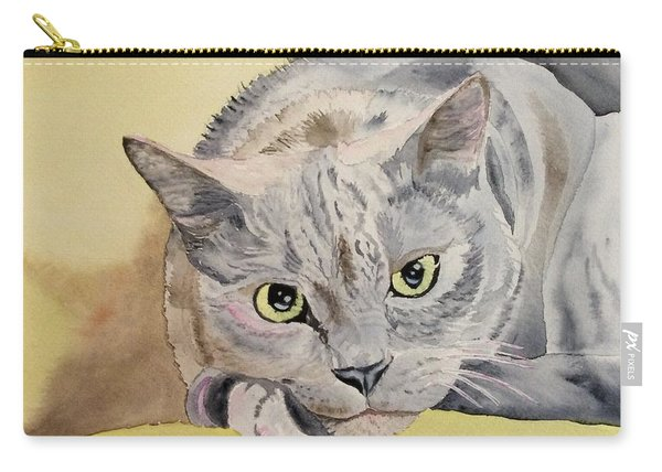 Puss Off Carry-all Pouch