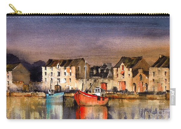 Ramelton Dusk, Donegal. Carry-all Pouch