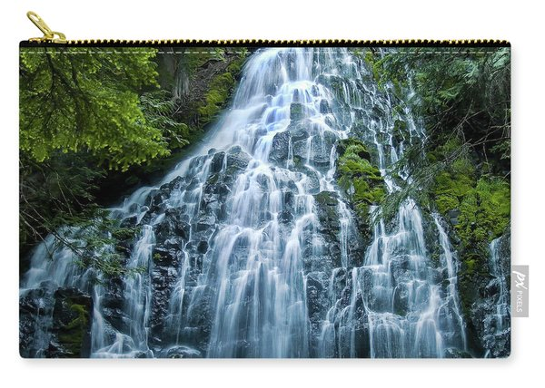 Ramona Falls Cascade Carry-all Pouch