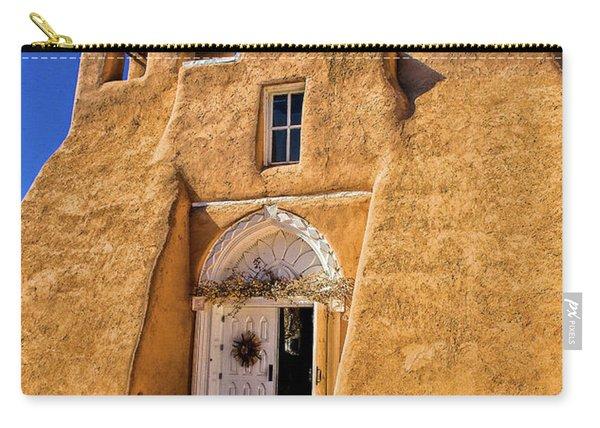 Ranchos De Taos Church  Carry-all Pouch
