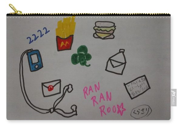 Ranranroo Carry-all Pouch