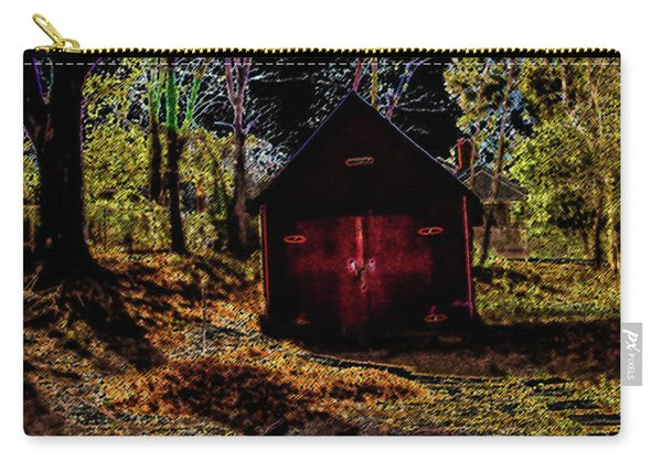 Red Shed Carry-all Pouch