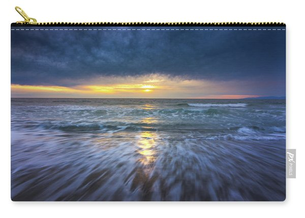Redondo Beach Sunset Carry-all Pouch