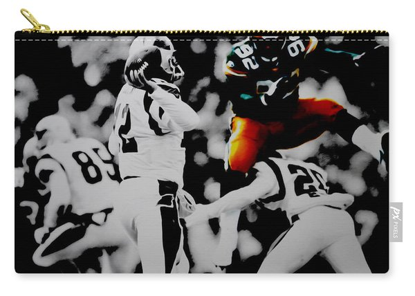 Reggie White Took Flight Carry-all Pouch