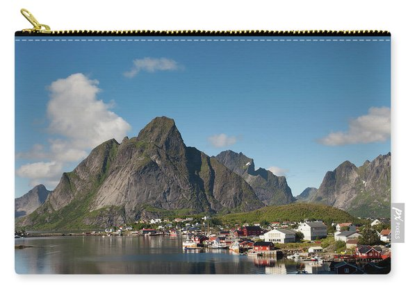 Reine And Olstinden Carry-all Pouch