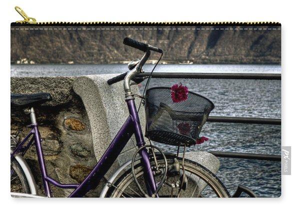 Retro Bike Carry-all Pouch