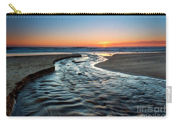 Return To The Sea Carry-all Pouch