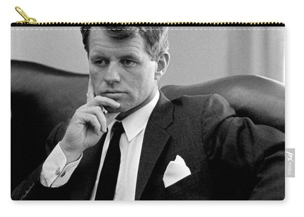 Robert Kennedy Photo Carry-all Pouch
