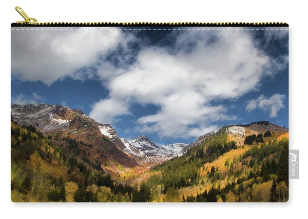 Rocky Mountain Fall Carry-all Pouch