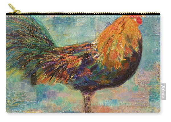 Regal Rooster Carry-all Pouch