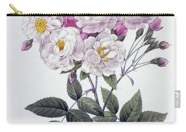 Rosa Noisettiana Carry-all Pouch