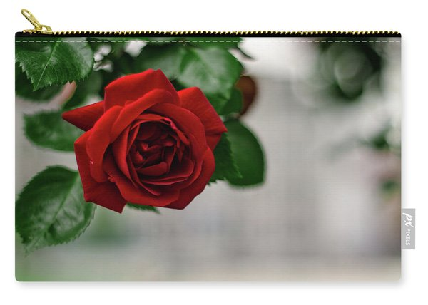 Roses In The City Park Carry-all Pouch