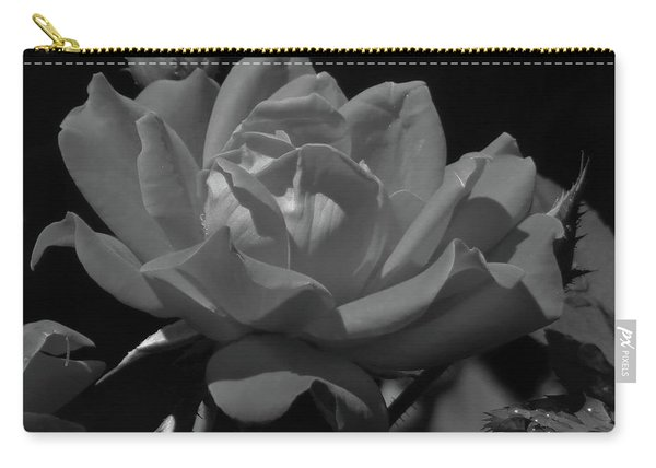 Rosey Bloom Carry-all Pouch