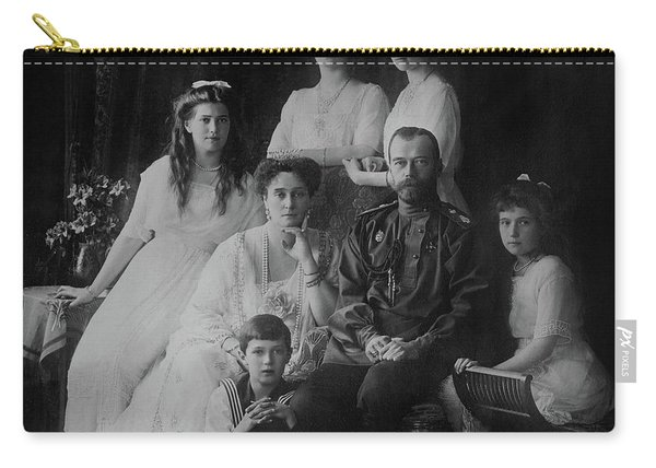 Russian Royal Family, 1914  Carry-all Pouch
