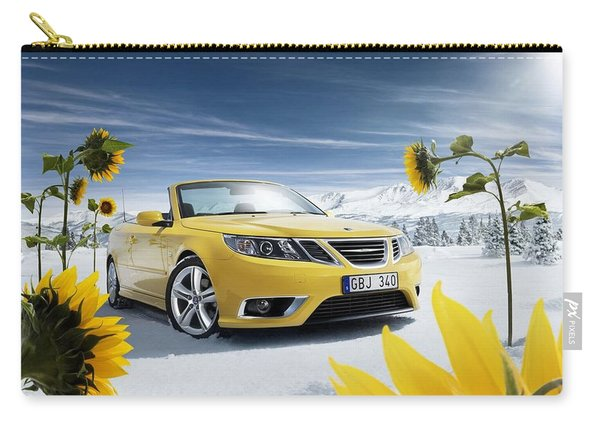 Saab Carry-all Pouch