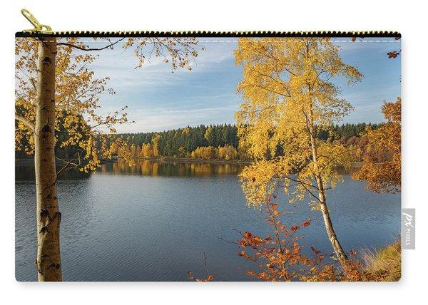 Saegemuellerteich, Harz Carry-all Pouch