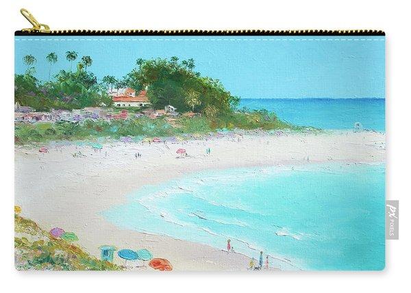 San Clemente Beach California Carry-all Pouch