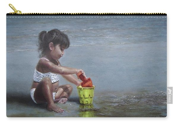 Sand Castles II Carry-all Pouch
