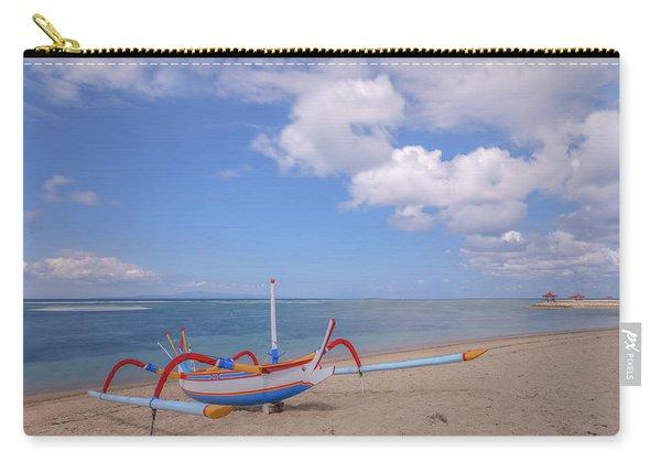 Sanur Beach - Bali Carry-all Pouch