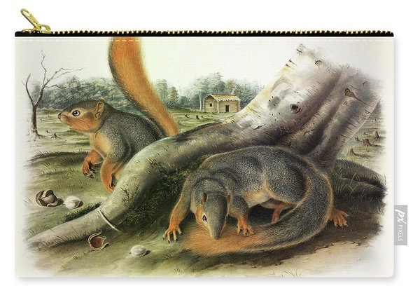 Say's Squirrel Carry-all Pouch