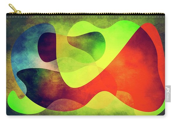 Shapes 3 Carry-all Pouch