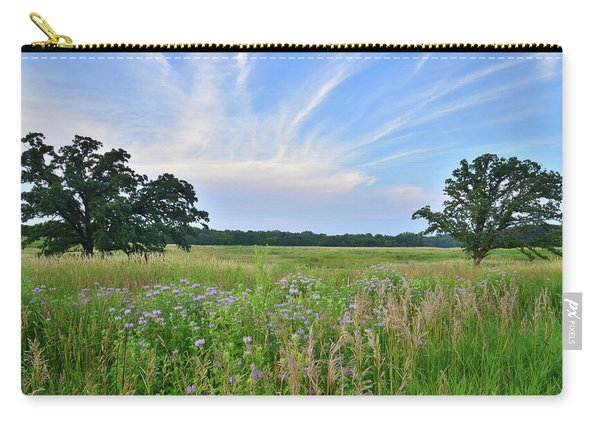 Silver Creek Conservation Area Sunset Carry-all Pouch