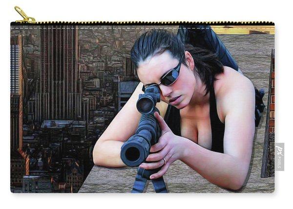 Skyline Assassin  Carry-all Pouch