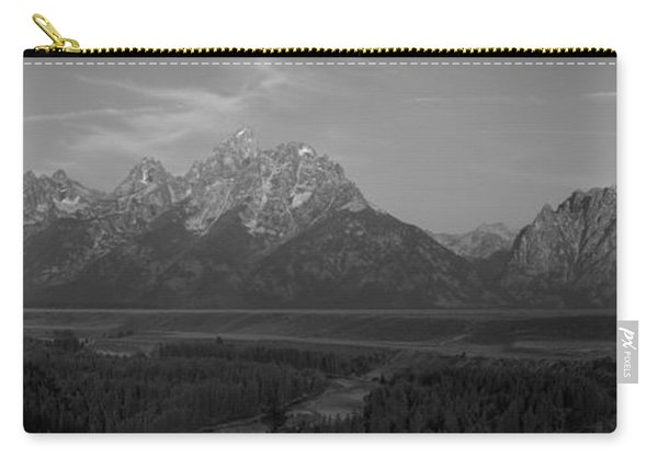 Snake River Sunrise Panorama Carry-all Pouch