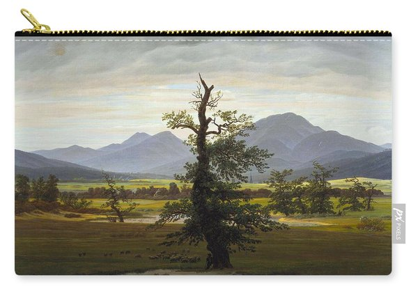 Solitary Tree Carry-all Pouch