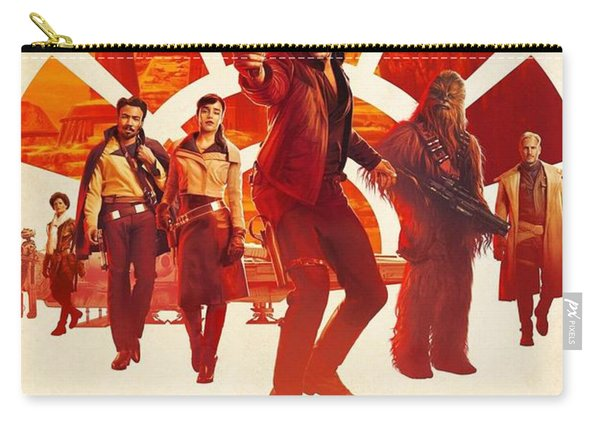 Solo A Star Wars Story Carry-all Pouch