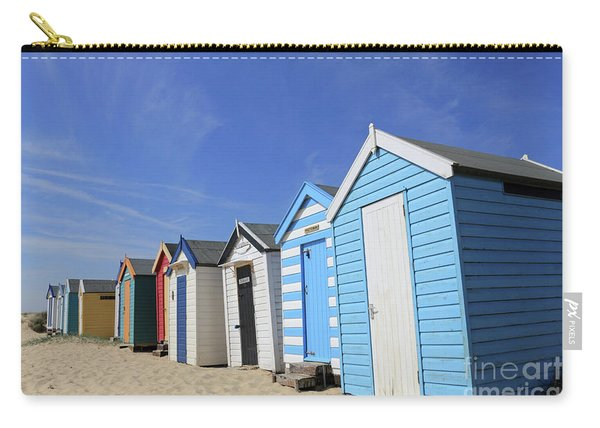 Southwold Beach Huts Carry-all Pouch