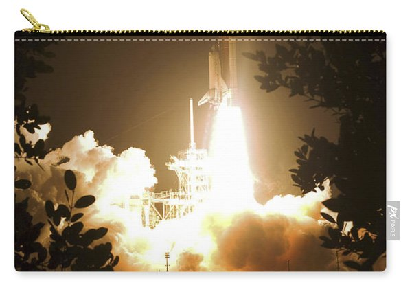 Space Shuttle Endeavour Liftoff Carry-all Pouch