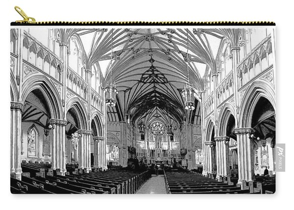 St Dunstans Basilica Carry-all Pouch