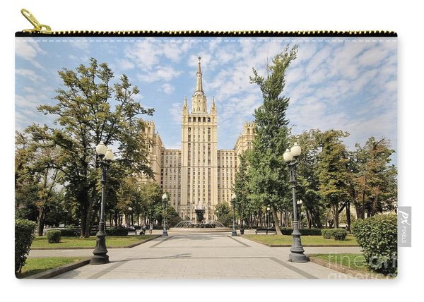 Kudrinskaya Square Carry-all Pouch