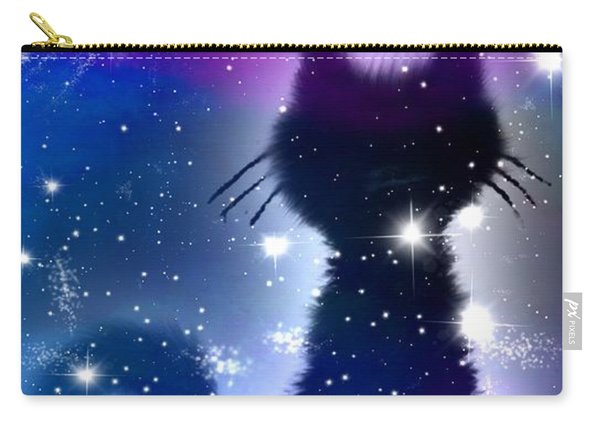 Starlight Cats Carry-all Pouch