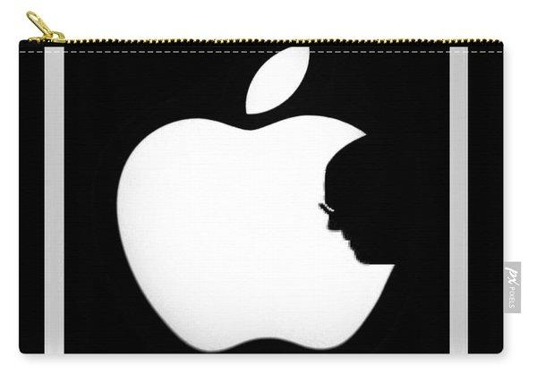 Steve Jobs Apple Carry-all Pouch