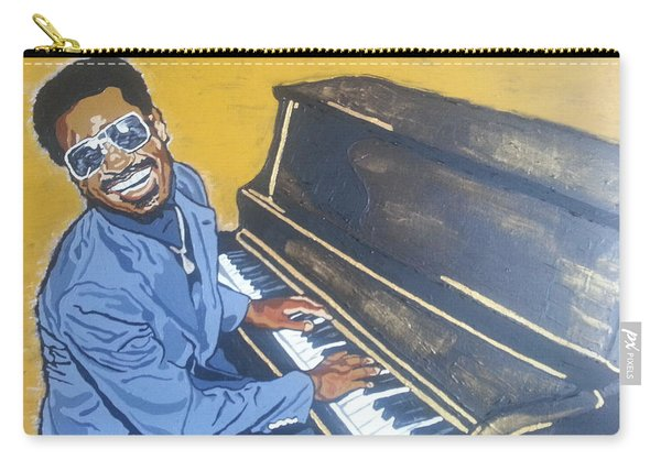Stevie Wonder Carry-all Pouch