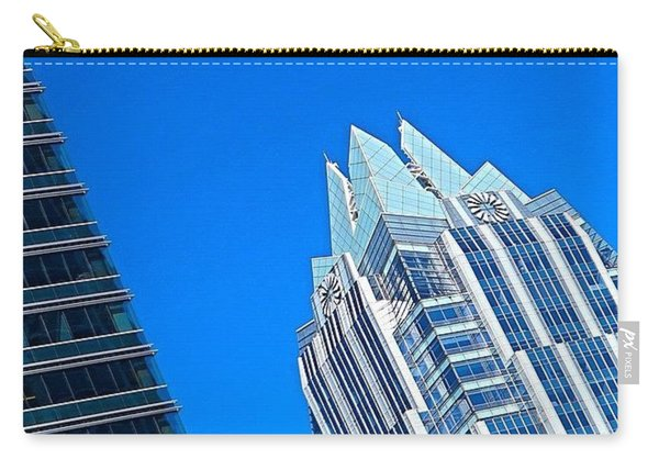 Such A Perfect #bluesky Day In Carry-all Pouch
