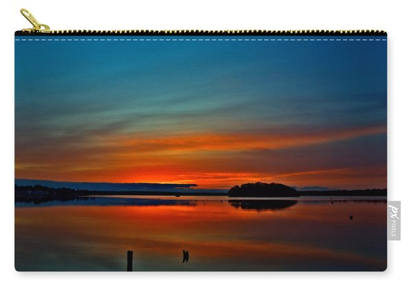 Sunrise Onset Pier Carry-all Pouch