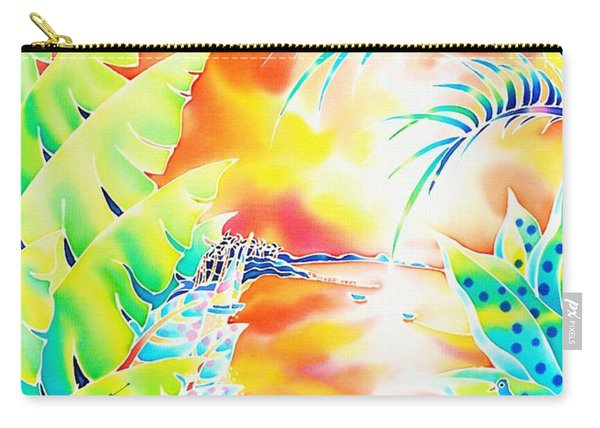Sunset Cocktail Carry-all Pouch