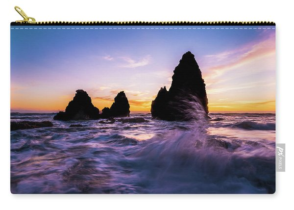 Sunset Splash Carry-all Pouch