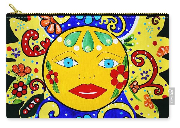 Talavera Sun Carry-all Pouch