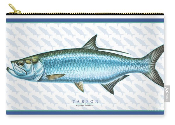 Tarpon Id Carry-all Pouch