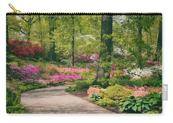 The Azalea Path Carry-all Pouch