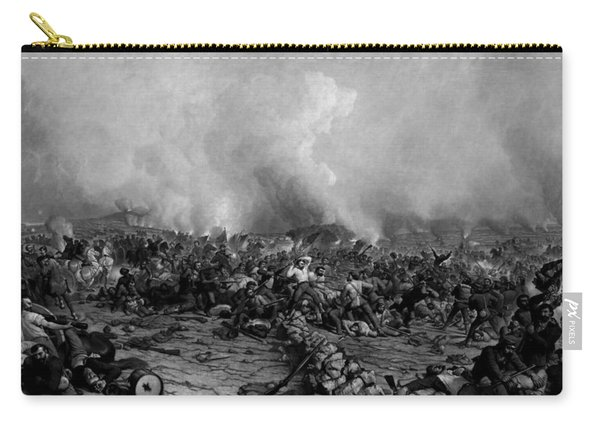 The Battle Of Gettysburg Carry-all Pouch