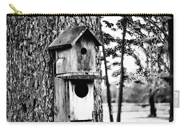 The Bird Feeder Carry-all Pouch