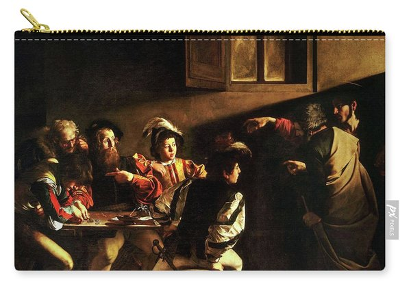 The Calling Of St. Matthew Carry-all Pouch