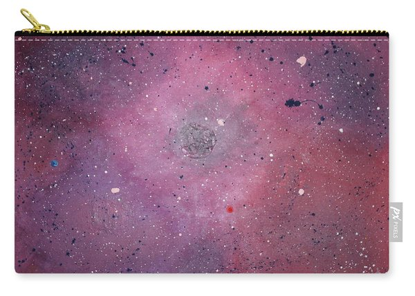 Carry-all Pouch featuring the painting the Calm by Michael Lucarelli