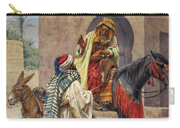 The Carpet Seller Carry-all Pouch